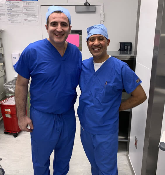 Dr. Tajkarimi, Urologist