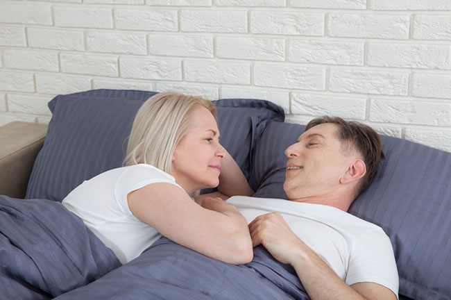 Sex Drive in Older Men
